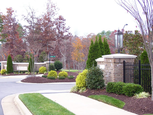Commercial landscapers Raleigh NC