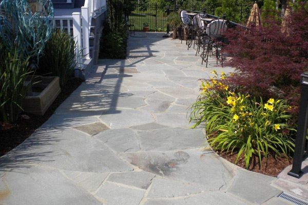 Patio hardscape Raleigh NC