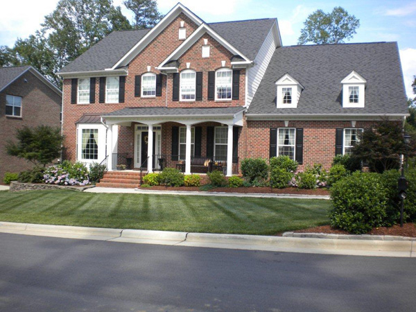 Front Landscaping Raleigh