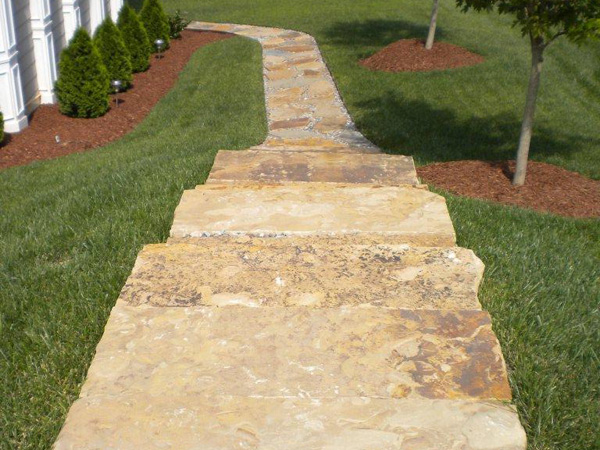 Front Hardscapes Raleigh