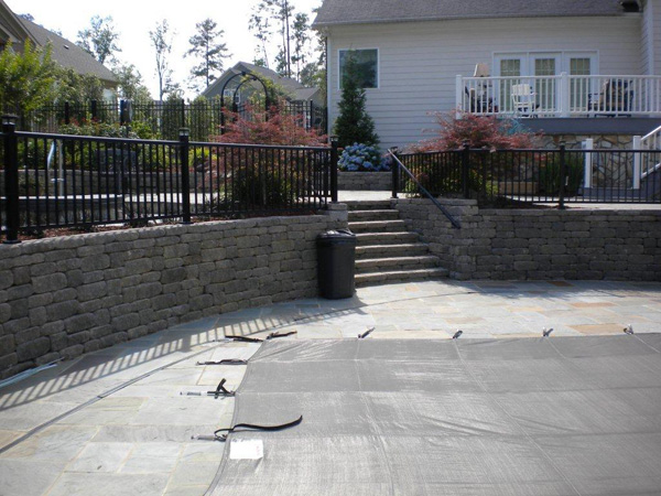Pool Landscaping Raleigh