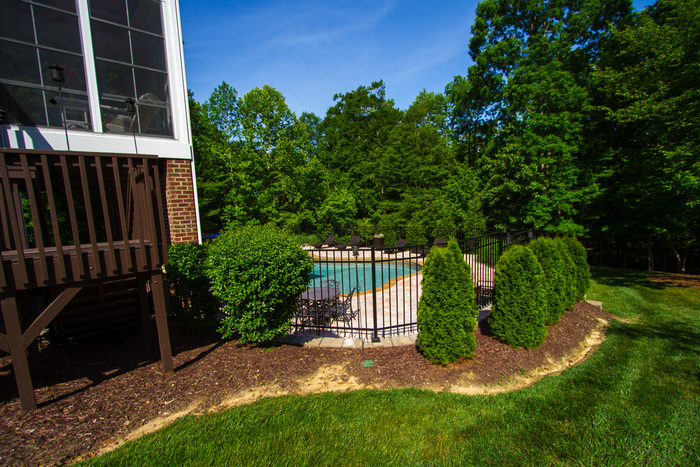 Landscape design Raleigh
