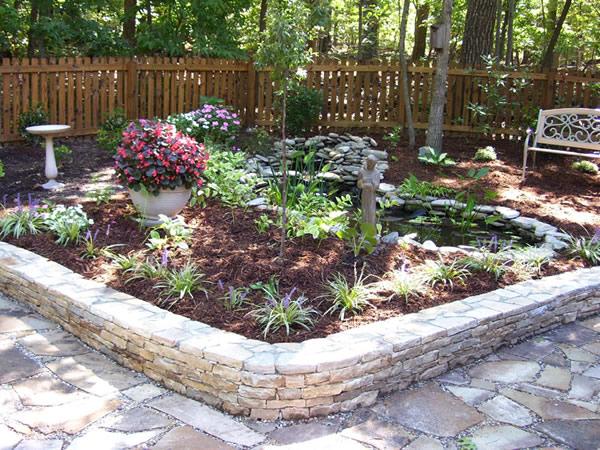 Garden design Raleigh