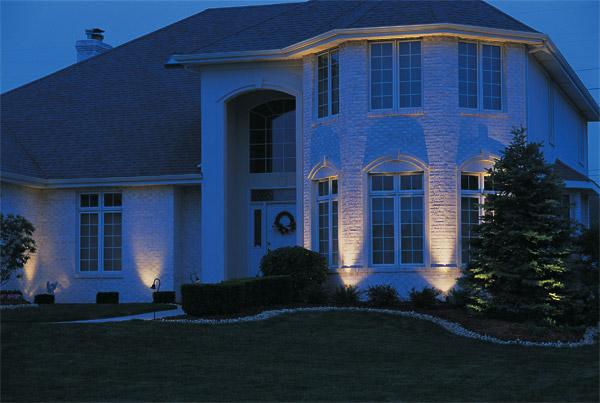 Outdoor home lighting Raleigh