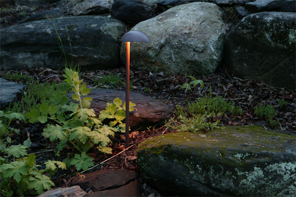 Garden lighting Raleigh