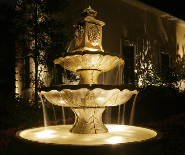 Outdoor lighting Raleigh