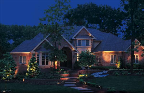 Yard lighting Raleigh