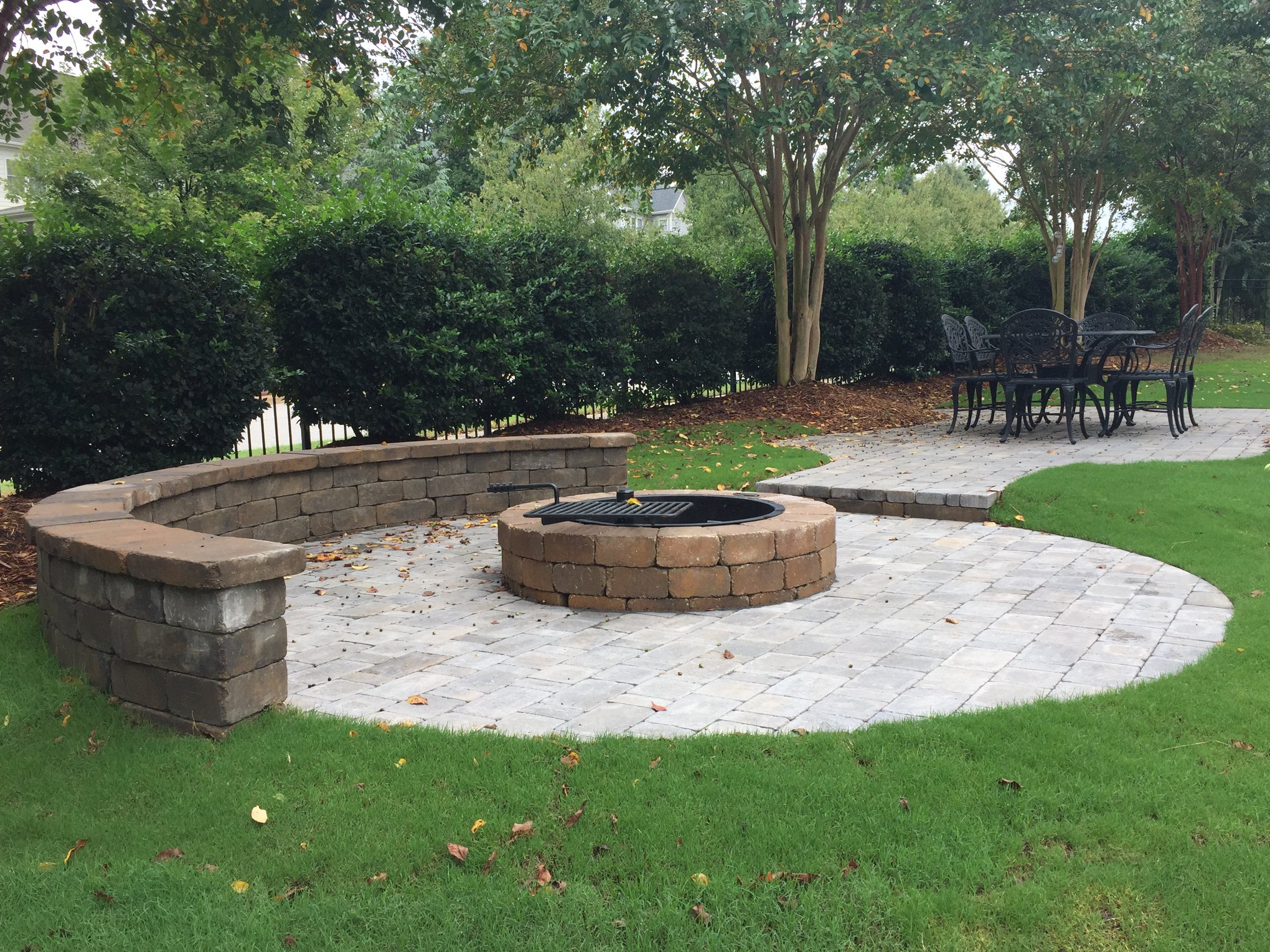 Residential Landscaping Hicks Landscape Contractors Raleigh Nc
